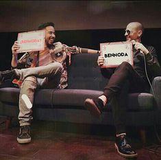 mike shinoda and chester bennington Chester Bennington, Charles Bennington, Mike Shinoda, Lorde, Concert Festival, Brad Delson, Joe Hahn, Rob Bourdon, Linkin Park Chester