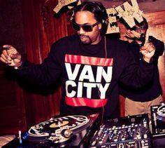 DAM-FUNK reppin' Vancity Original®