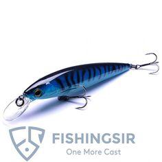 Offshore Sexy Shad Minnow Fishing Lure Plastic Hardbait Jerkbait, $6.49 - FishingSir
