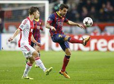Champions League: Ajax - Barcelona