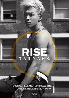 Tae Yang - Rise