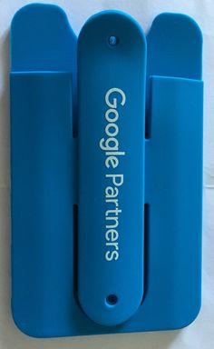 Gadget per i #GooglePartner... Che rimangono partner se scoprono cosa è...