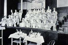 Vintage Student  Nurse  Hospital  Image by NursingHistory on Etsy