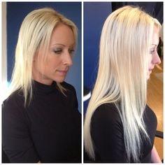 Before and After! WESTCOASTHAIR® #hairextensions 711 W Lake St. Minneapolis, MN. www.westcoasthair.com/form
