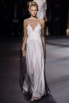 Vionnet, Look 9 #vionnet #fashion #pfw