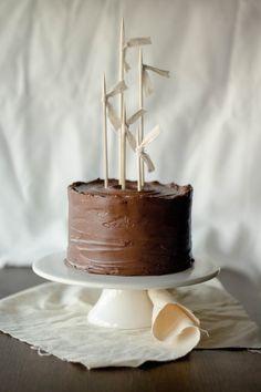 BOLO DE CHOCOLATE | CHOCOLATE CAKE