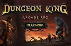 Dungeon King is an awesome hack-and-slash Action-RPG made by Bulletproof Arcade. Control a barbarian hero and explore the dungeons full of s...