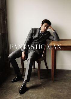 More SIEG F/W 2014 Visuals Feat. The Fantastic Kim Woo Bin | Couch Kimchi