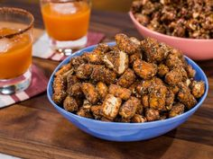 The Kitchen Balsamic-Glazed Pretzel Nuggets Recipe from Food Network