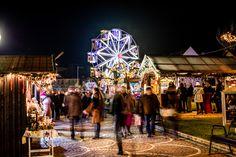 einen gemütlichen Spaziergang durch den Veldener Advent - die Stadt der Engel machen und bei den unterschiedlichen Ausstellern schmökern Ferris Wheel, Advent, Fair Grounds, Travel, City Of Angels, Christmas Time, Places, Viajes, Traveling