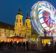Wonderlend Mariahilferplatz  © Graz Tourismus - Harry Schiffer