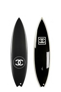 Chanel Surf Boards | Camille Styles
