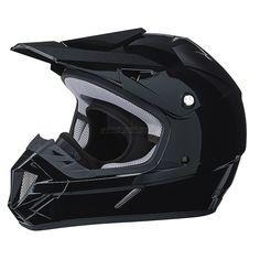 2016 Ski-Doo XC-4 Cross Helmet - Black
