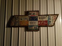 Plasma Cut Steel Texas License Plate Map Sign Metal Sign Lone Star State Decor