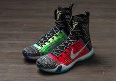 "Nike Kobe X Elite ""What The"" (Detailed Pics & Release Info) - EU Kicks: Sneaker Magazine"