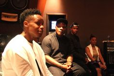 Avery Wilson hosts private listening session for new single, 'Change My Mind'