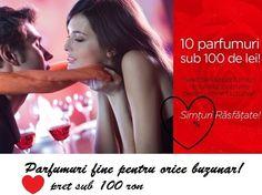 Oferta saptamanii: 10 parfumuri renumite sub 100 lei | Outlet online