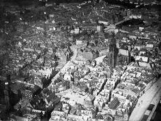 Pre-war Frankfurt: From air 3 (1911?)