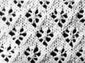 Motifs de points pour tricot aux aiguilles