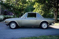 1972 Lancia Fulvia 1.3S Side