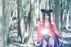Ahri from League of Legends