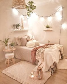 This would be an amazing room for Sunday brunch. Would you love to have a room … This would be an amazing room for Sunday brunch. 🍎 Would you love to have a room like this in your home? Bedroom Decor For Teen Girls, Cute Bedroom Ideas, Room Ideas Bedroom, Girl Bedroom Designs, Teen Room Decor, Small Room Bedroom, Bedroom Inspo, Small Rooms, Small Bed Room Ideas