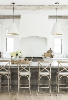 Dream Home - Fresh French Provincial by Kate Marker Interiors Modern Decoration modern french decor Modern French Decor, Modern French Country, French Country Kitchens, French Home Decor, French Country House, French Country Decorating, Modern French Interiors, Modern Decor, French Provincial Decorating