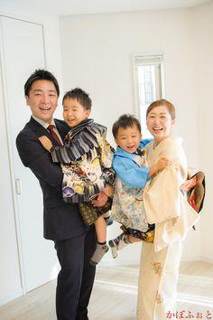 家族写真・七五三の出張撮影 @神奈川県相模原市