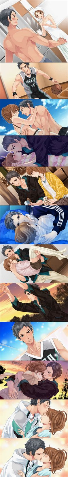Brothers Conflict - Subaru and Ema