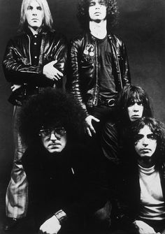 MC5 Check out the leather jackets & punk look. Avant garde considering that this pic was taken in 1969.