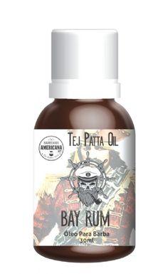 Óleo para Barba - TEJ PATTA OIL | Barbearia Americana