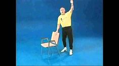 Bill Superfoot Wallace - How to Advanced Stretching 3/3