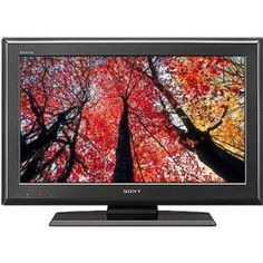 SONY KLV-32T550A Multi System LCD HDTV. PAL/NTSC For Worldwide Use. (Electronics)