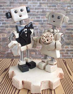 I think the idea of tiny robots is super cute. However, I also think that I might be able to make something like this myself..... :)