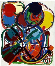 """Atsuko Tanaka: """"Untitled 1976"""""""