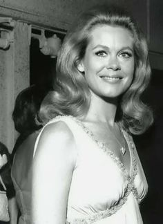 Elizabeth Montgomery-From Bewitched; a shade of my childhood