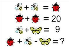 Go Math, Math Talk, Math For Kids, Preschool Math, Math Classroom, Teaching Math, Logic Math, Math Problem Solving, Maths Puzzles