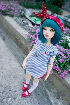 Hiya. I'm Effy :3 by ~Bykashka on deviantART