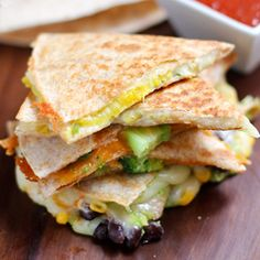 5 different variations for quesadillas that will make your mouth water!