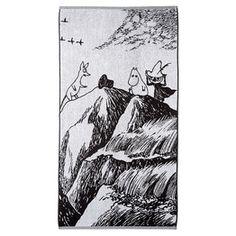 Mumin Badlakan, FINN FAMILY MOOMINTROLL 70x140 cm