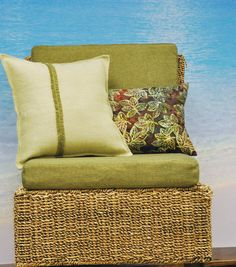 WeatherSoft Outdoor Living Cushions and Pillows at Joann.com-creating cushions