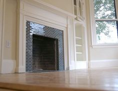 How big of a project would it be to retro-fit built-in shelving around out existing fireplace? the walls on either side are already set back 6 inches...