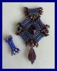 Carnival Pendant Seed Bead Jewelry, Seed Bead Earrings, Beaded Earrings, Beaded Jewelry, Beaded Bracelets, Seed Beads, Necklaces, Jewelry Making Tutorials, Beading Tutorials