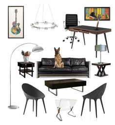 """""""Songwriter """" by silverlime2013 on Polyvore featuring interior, interiors, interior design, home, home decor, interior decorating, Safavieh, Baxton Studio, ELAN and Lite Source"""