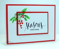 Snippets: Christmas Card Wrap-Up