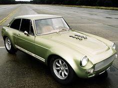 MGB GT Sebring V8