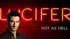 What if the Devil decided to quit …. FOX renews the Devil-decamps-to-L. series Lucifer starring charming, Welshman Tom Ellis for a second season … Lauren German, Fantasy Tv Shows, Fantasy Series, Green Gables, Watch Lucifer, Greys Anatomy, Tricia Helfer, The Tribulation, Tom Ellis Lucifer