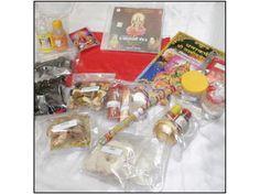 Mahalakshmi Hindu Religious Lakshmi Puja Kit