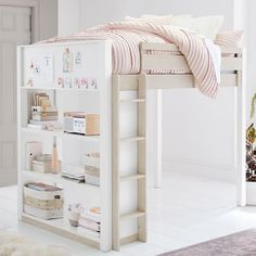 Hampton Convertible Loft Bed With Cushy Loveseat Bed Desk, Furniture, Bedroom Sets, Dream Bedroom, Bedroom Design, Bedroom Furniture, Bed, Modern Loft Bed, Girl Bedroom Decor