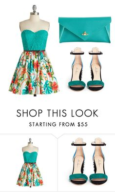 """""""#53"""" by todor-izabella ❤ liked on Polyvore featuring Isa Tapia and Vivienne Westwood"""